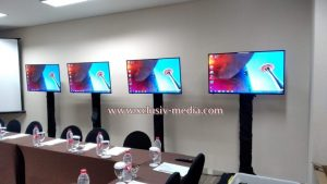Sewa LED TV Solo